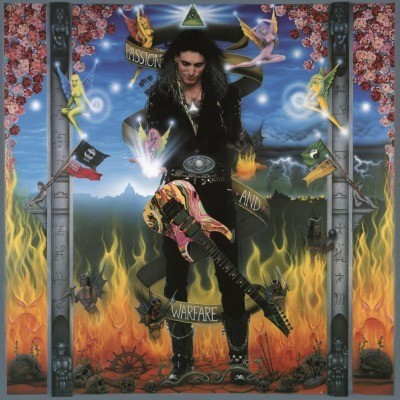 Steve Vai - Passion and Welfare