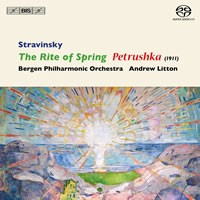 Andrew Litton with the Bergen Philharmonic Orchestra - Rite of Spring & Petrushka