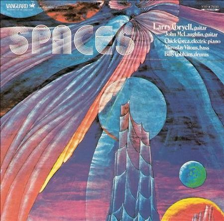 Larry Coryell - Spaces
