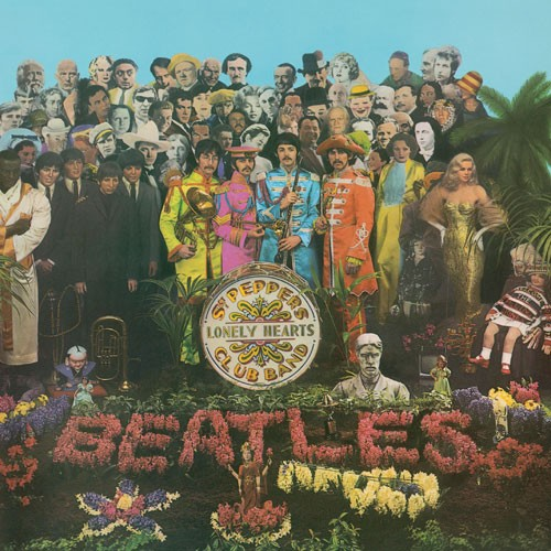 The Beatles - Sgt. Pepper's Lonely Hearts Club Band (Anniversary Edition-New Stereo Mix)