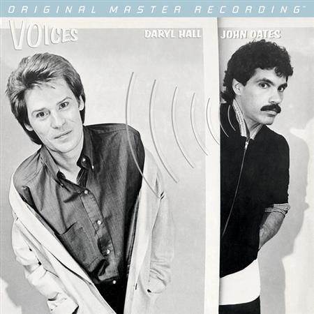 Daryl Hall and John Oates - Voices