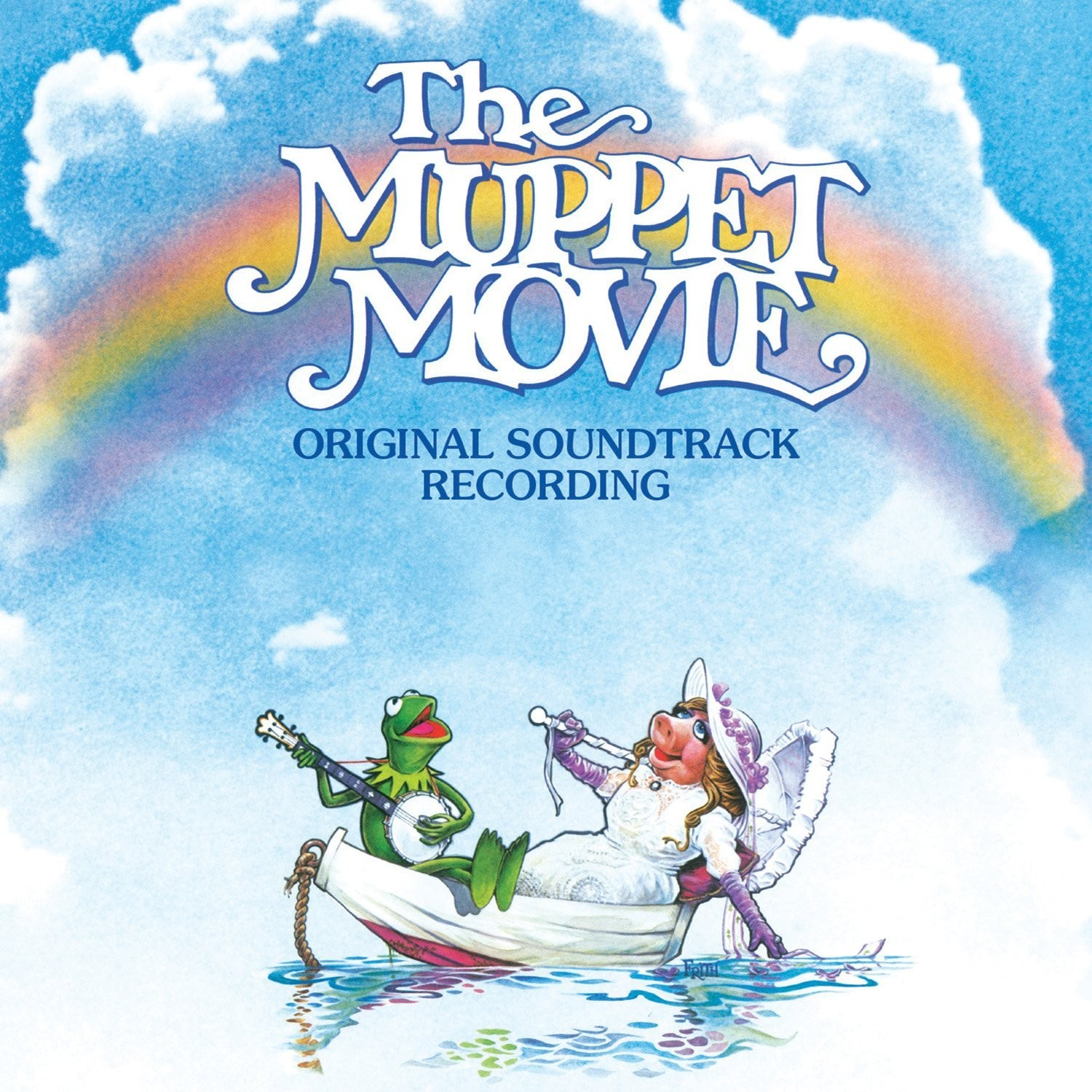 Soundtrack - The Muppet Movie Original Soundtrack Recording