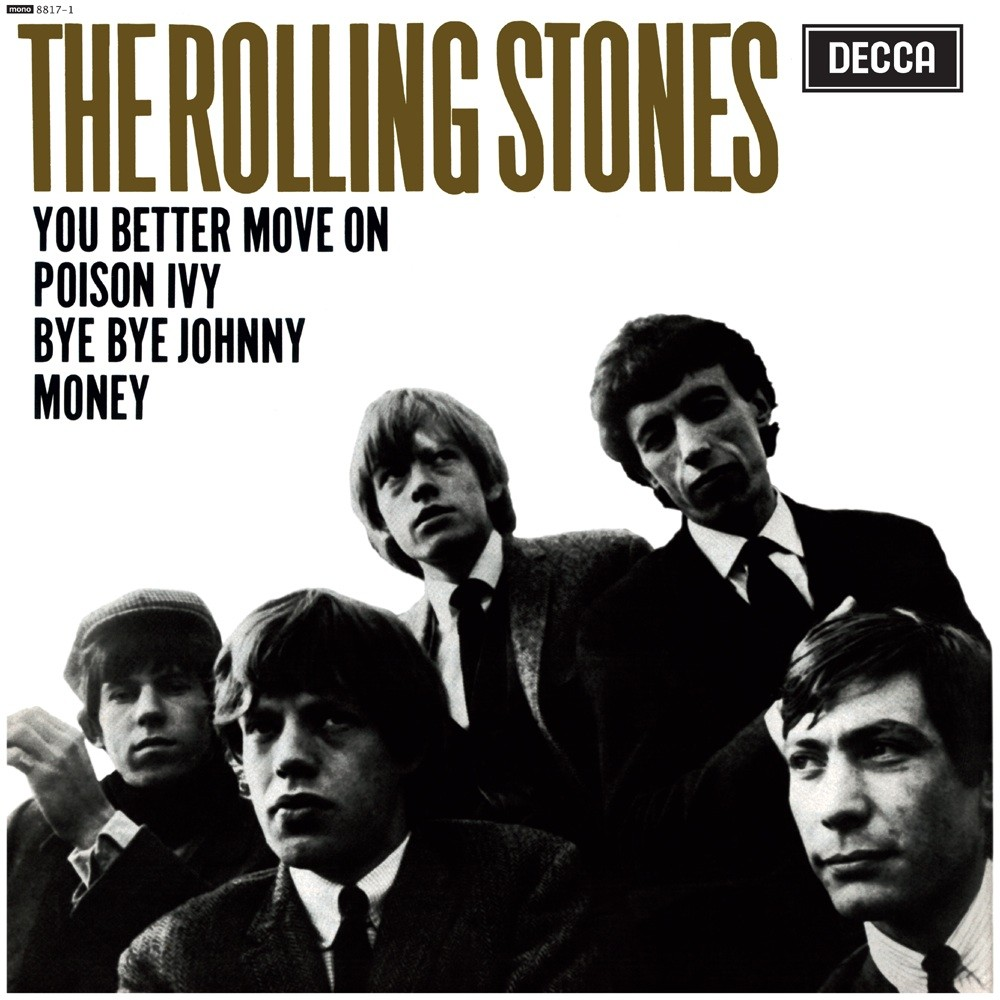 Rolling Stones  - The Rolling Stones (EP)