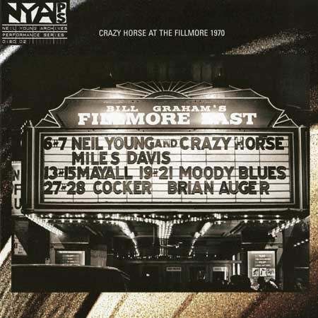 Neil Young - Live at Fillmore East