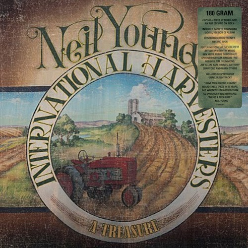 Neil Young - A Treasure