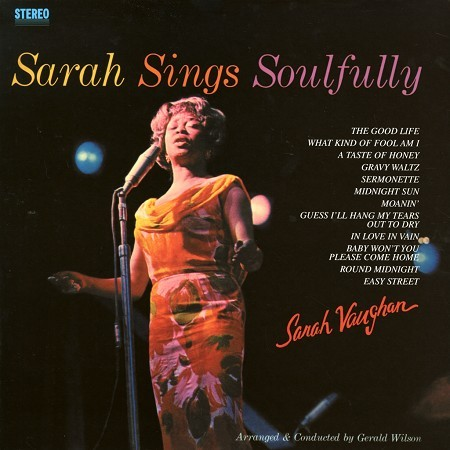 Sarah Vaughan - Sarah Sings Soulfully