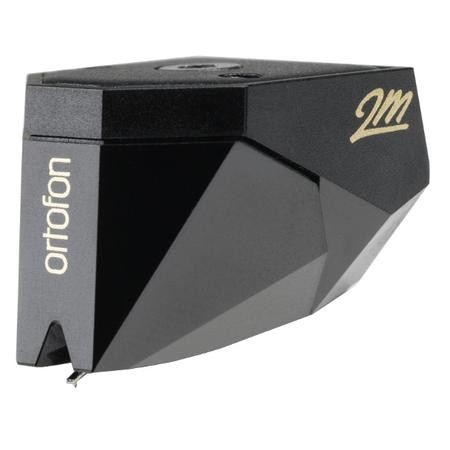 Ortofon - 2M Black High Output Cartridge  Shibata Diamond Stylus