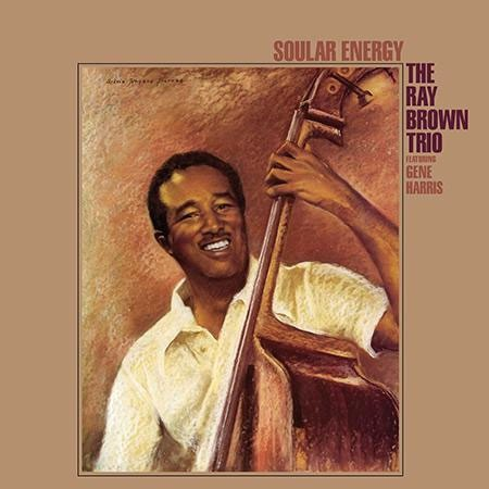 The Ray Brown Trio -Soular Energy