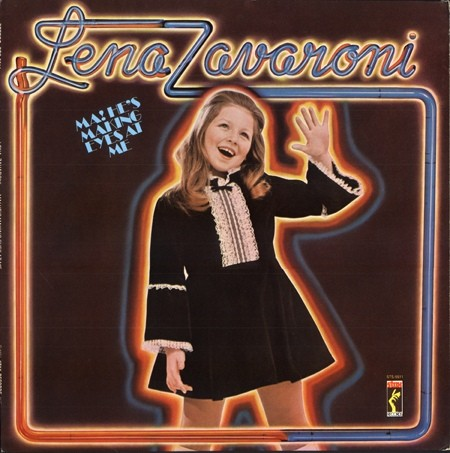 Lena Zavaroni ‎– Ma! He's Making Eyes At Me