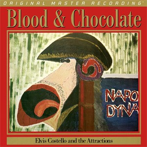 Elvis Costello & The Attractions - Blood & Chocolate