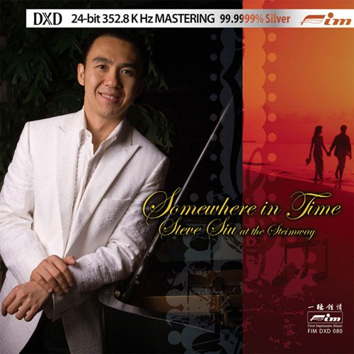 Steve Siu - Somewhere In Time