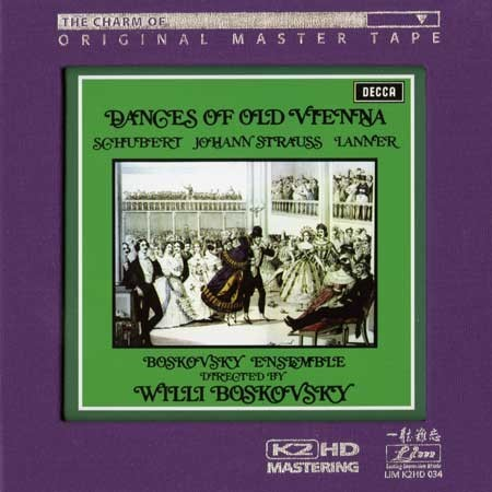 Will Boskovsky - Old Vienna Dances