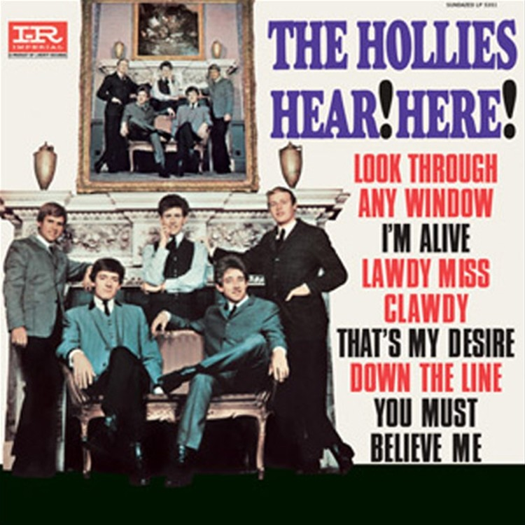 The Hollies - Here! Here!