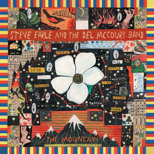 Steve Earle & The Del McCoury Band - The Mountain
