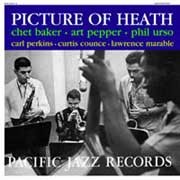 Chet Baker & Art Pepper - Picture Of Heath