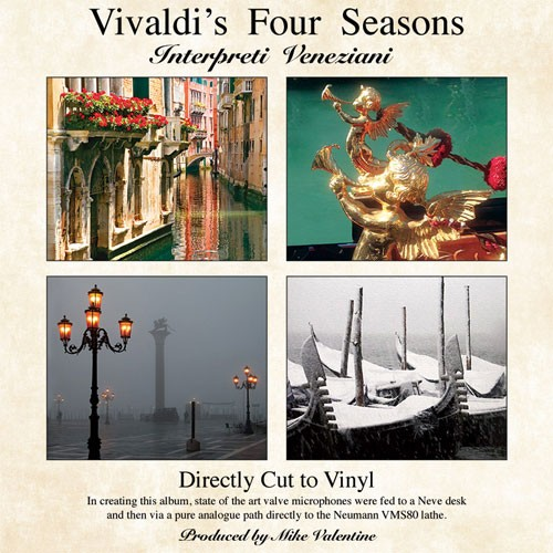 Interpreti Veneziani - Vivaldi: Four Seasons
