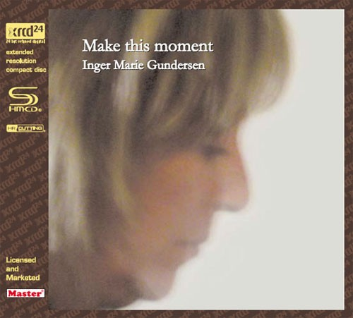 Inger Marie Gundersen - Make This Moment