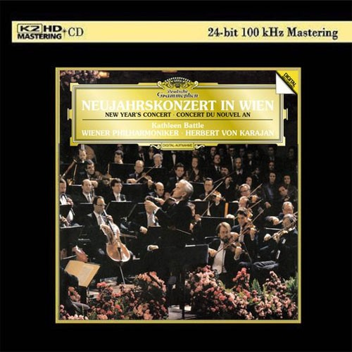 Herbert von Karajan - Strauss: New Year's Concert/ Kathleen Battle
