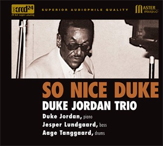 The Duke Jordan - Trio So Nice Duke