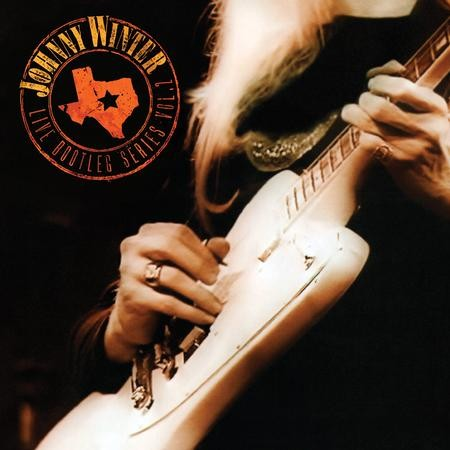 Johnny Winter - Live Bootleg Series Volume 2 / Limited Edition on Colored Vinyl