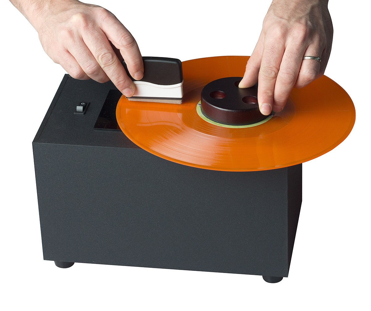 Record Doctor V - Record Cleaning Machine