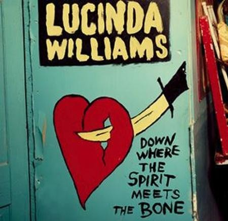 Lucinda Williams - Down Where The Spirit Meets The Bone + Download Code