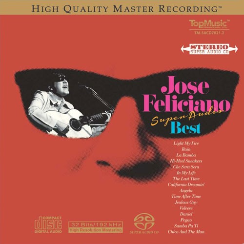 Jose Feliciano - Super Audio Best