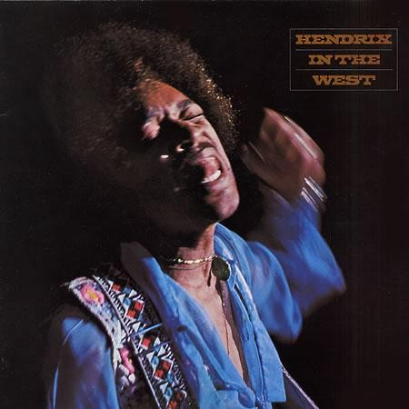 Jimi Hendrix - Hendrix In The West