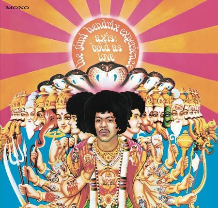 The Jimi Hendrix Experience - Axis: Bold As Love (Mono)