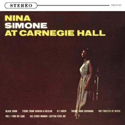 Nina Simone - At Carnegie Hall