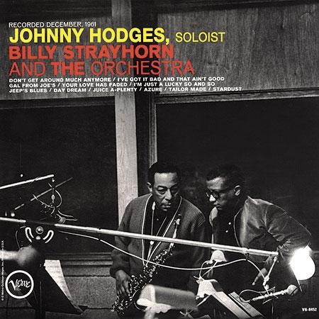 Johnny Hodges - Johnny Hodges With Billy Strayhorn