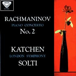 Julius Katchen - Rachmaninov Piano Concerto No. 2