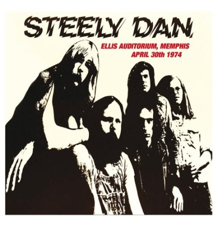Steely Dan - Ellis Auditorium Memphis April 30th 1974