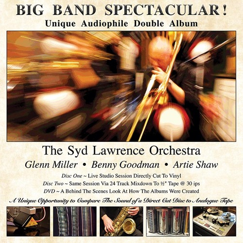 The Syd Lawrence Orchestra - Big Band Spectacular