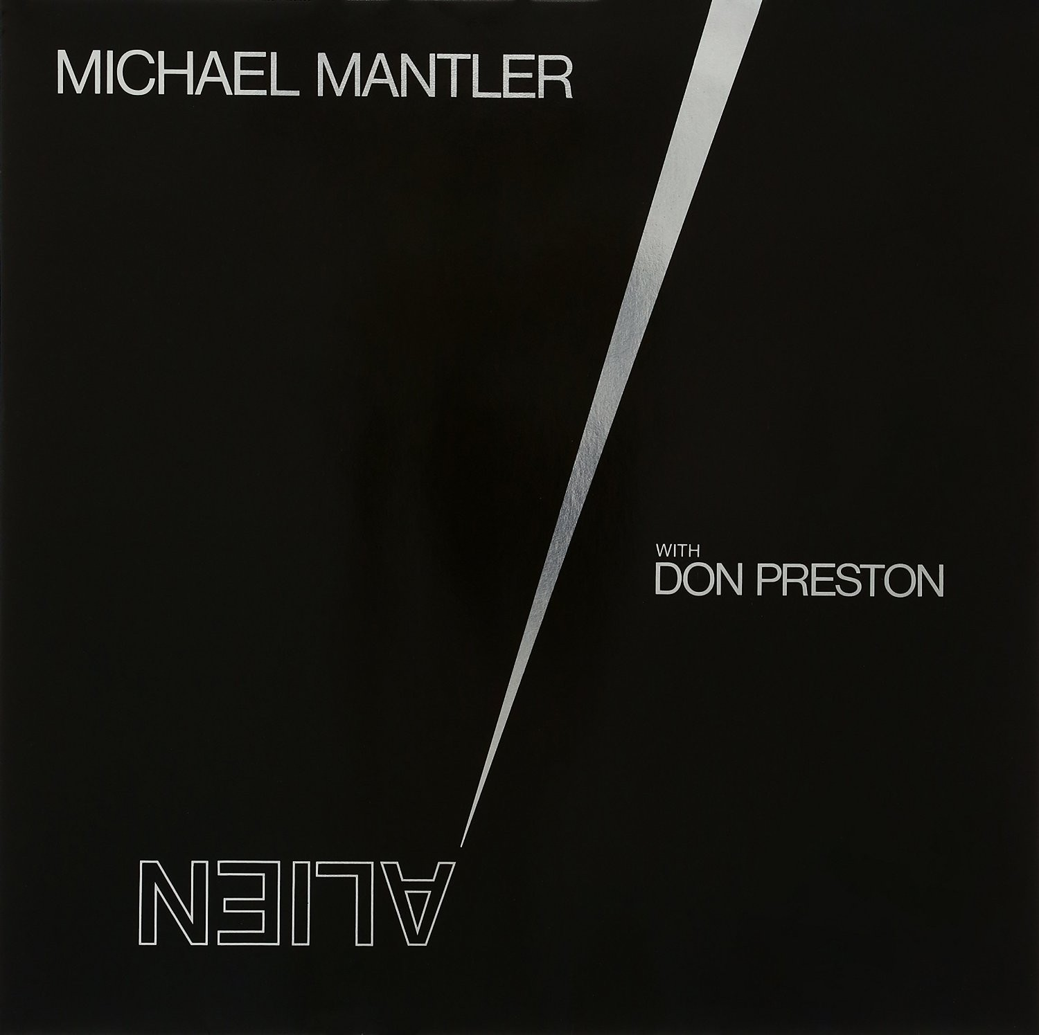 Michael Mantler - Alien (with Don Preston)