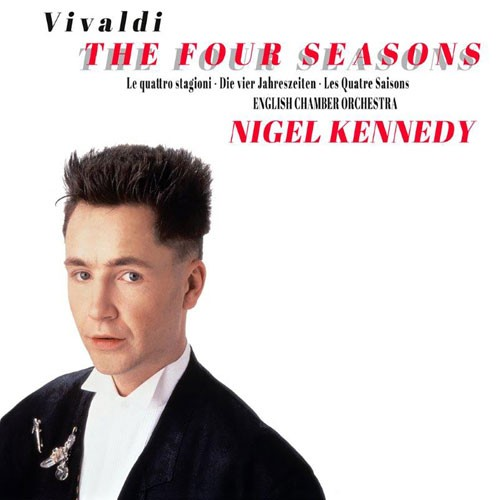 Nigel Kennedy - Vivaldi: The Four Seasons