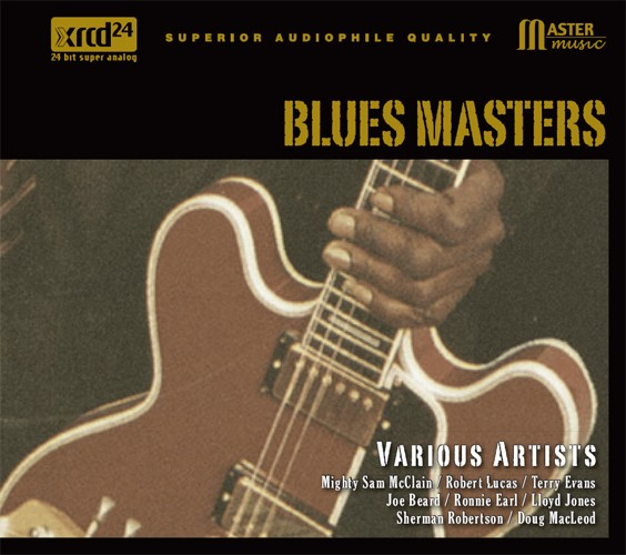 Blues Masters - Volume Two