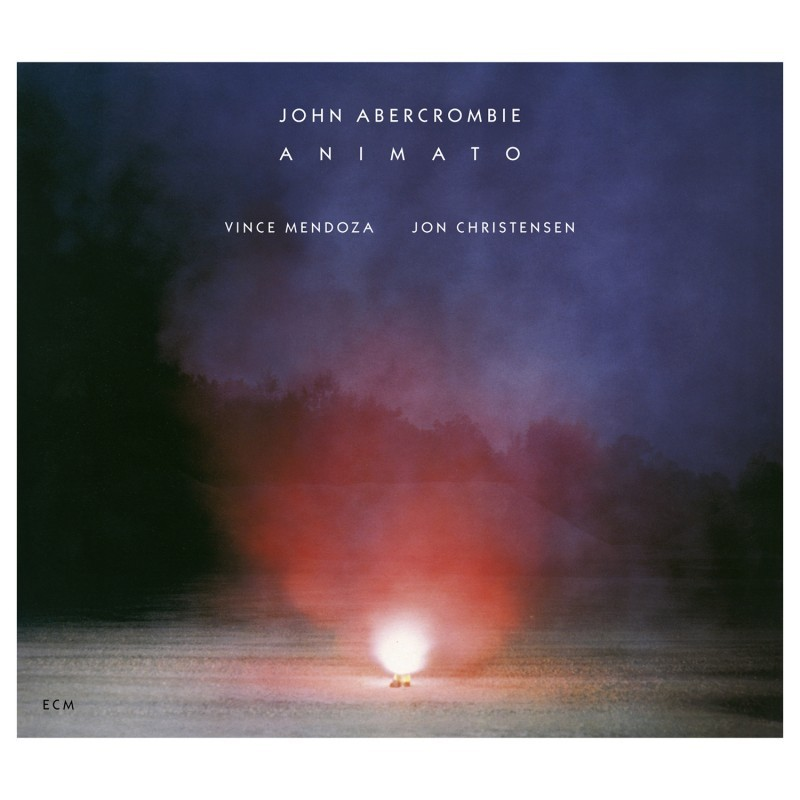 John Abercrombie with Vince Mendoza and Jon Christensen - Animato