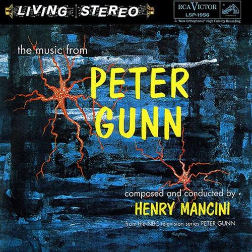 Henry Mancini - Peter Gunn From The NBC Television Series