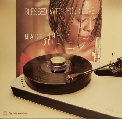 Madeline Bell- Blessed with your love
