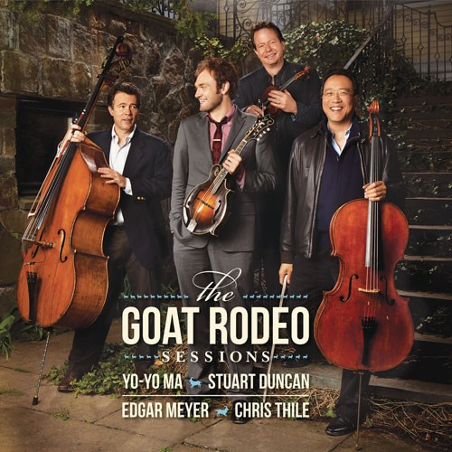 Yo-Yo Ma, Stuart Duncan, Edgar Meyer & Chris Thile - The Goat Rodeo Sessions