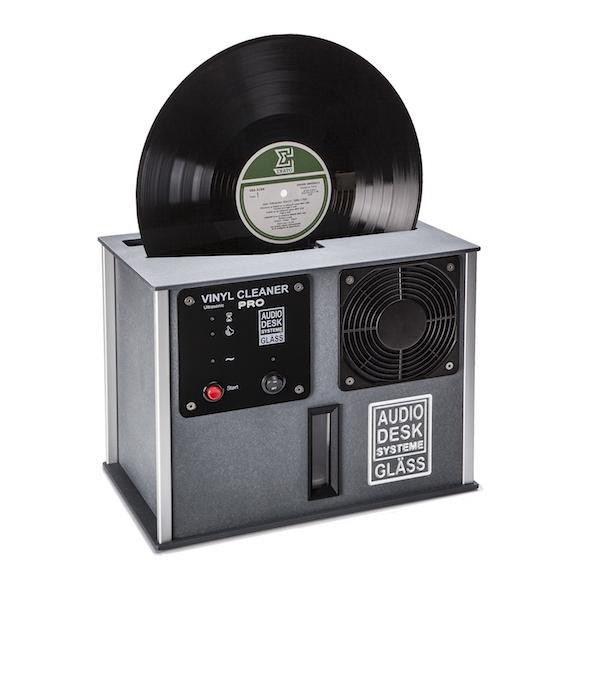 Audio Desk - Vinyl Cleaner PRO - Record Cleaning Machine