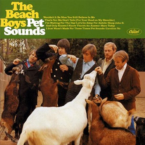The Beach Boys - Pet Sounds (Mono)