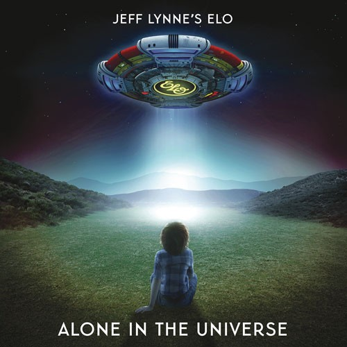 Electric Light Orchestra - Jeff Lynne's ELO Alone in the Universe