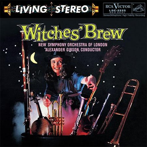 Alexander Gibson - Witches' Brew