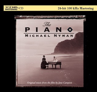 Michael Nyman - The Piano: Original Music From the Film by Jane Campion