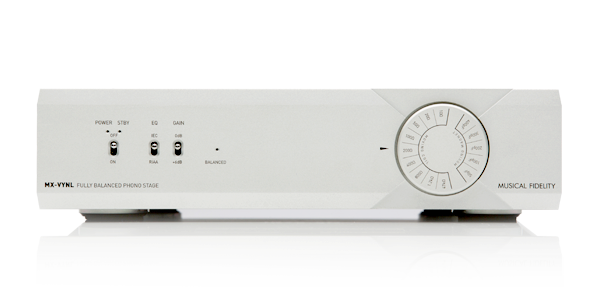 Musical Fidelity - MX-VYNL Phono Stage