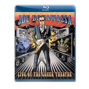 Joe Bonamassa - Live at the Greek Theatre Bluray
