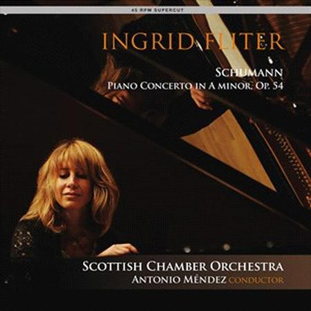 Ingrid Fliter - Schumann: Piano Concerto In A Minor/ Mendez