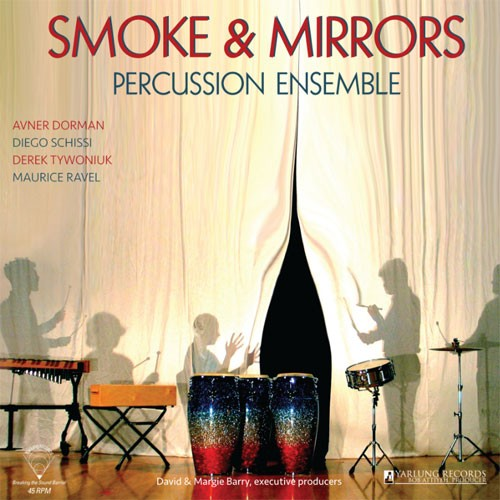 Smoke & Mirrors -Percussion Ensemble